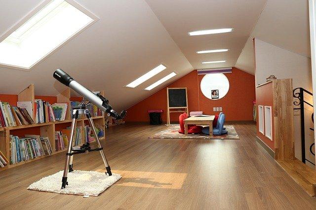 hvězdářský dalekohled