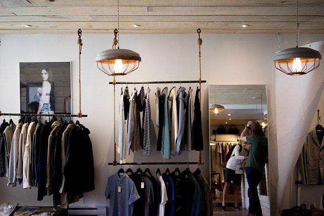 boutique pánská móda